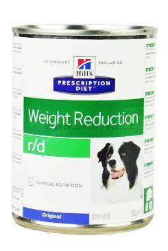 Hill's Canine R/D konz. 350g