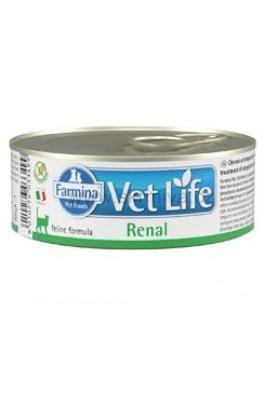 Vet Life Natural CAT konz. Renal 85g