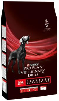 Purina PPVD Canine DM Diabetes Manag. 3kg